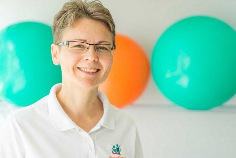 Iwona Pyrka - Leitende Physiotherapeutin